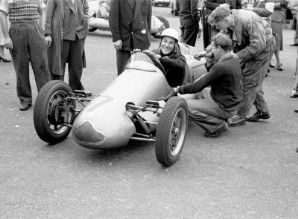 Cooper Norton 500cc Stirling Moss Turnberry 1952